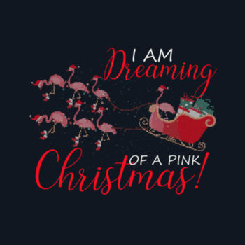I'm Dreaming of a Pink Christmas Design